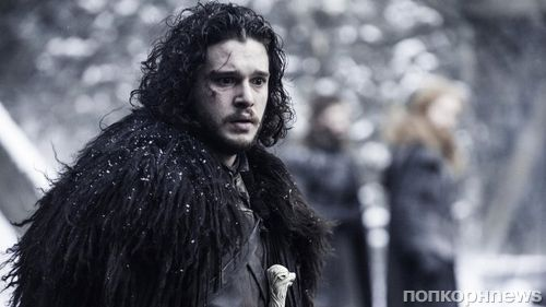 MTV назвал Джона Сноу лучшим телевизионным персонажем 2015 года