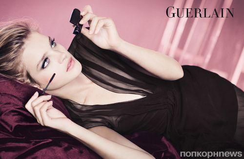 Коллекция декоративной косметики Guerlain Les Roses Et Le Noir. Весна 2012