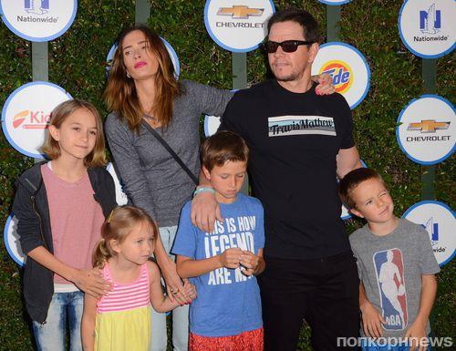 Звезды на фестивале Safe Kids Day в Голливуде