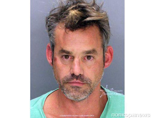 Николас Брендон арестован за нарушение общественного порядка