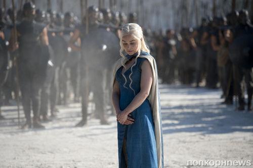 Эмилия Кларк рассказала об «эпичном» 6 сезоне «Игры престолов»