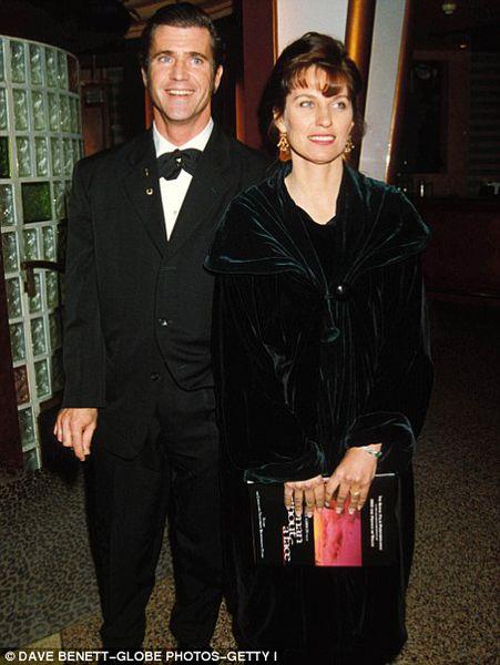 Мел Гибсон достиг соглашения с бывшей женой по делу о разводе