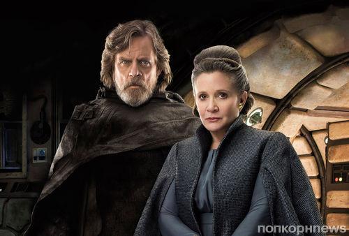 Принцесса Лея в исполнении Кэрри Фишер вернется в девятом эпизоде «Звездных войн»