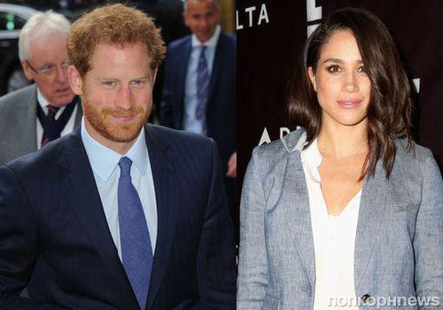 Меган Маркл переехала к принцу Гарри в Лондон