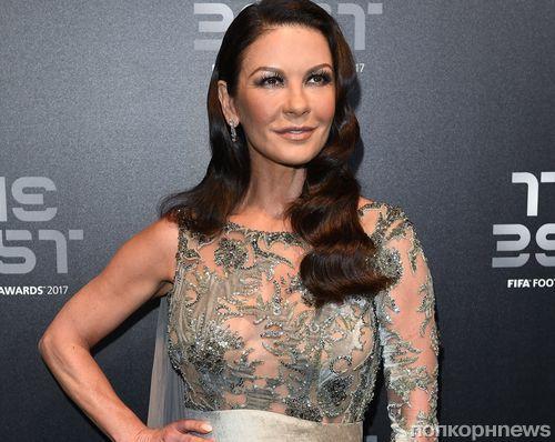 Кэтрин Зета-Джонс: «Я устала извиняться за то, что богата, красива и замужем за кинозвездой»