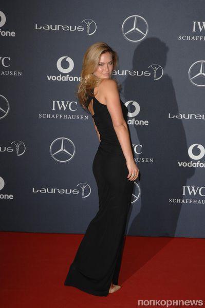 Звезды на церемонии Laureus World Sports Awards