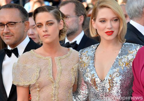 Фото: Кристен Стюарт, Кейт Бланшетт и другие звезды на церемонии закрытия Каннского кинофестиваля