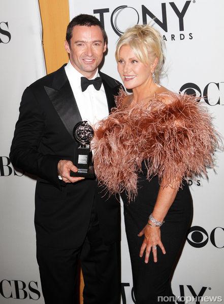 Звезды на церемонии Tony Awards 2012