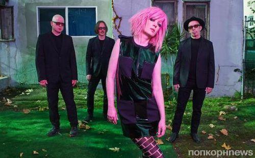 Группа Garbage выпустила первый сингл за четыре года