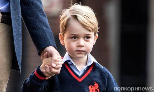 Пятилетний принц Джордж начал брать уроки танцев – как принцесса Диана