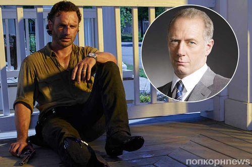 Ксандер Беркли снимется в 6 сезоне «Ходячих мертвецов» в роли Грегори