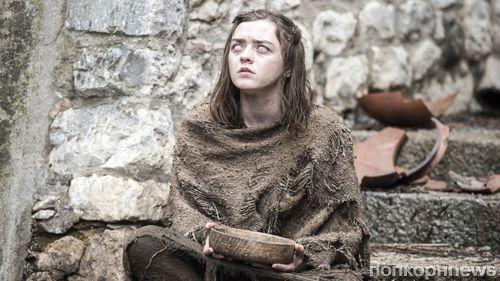 Звезда «Игры престолов» Мэйси Уильямс до сих пор не прочитала «Песнь льда и пламени»