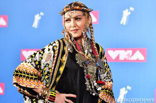 Мадонна выпустит 14-й альбом в 2019 году