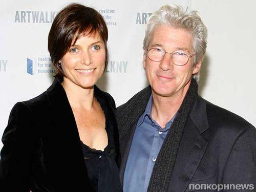 Ричард Гир официально развелся с женой после 11 лет брака