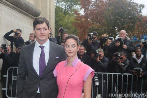 Кая Скоделарио и Бенджамин Уокер поженились