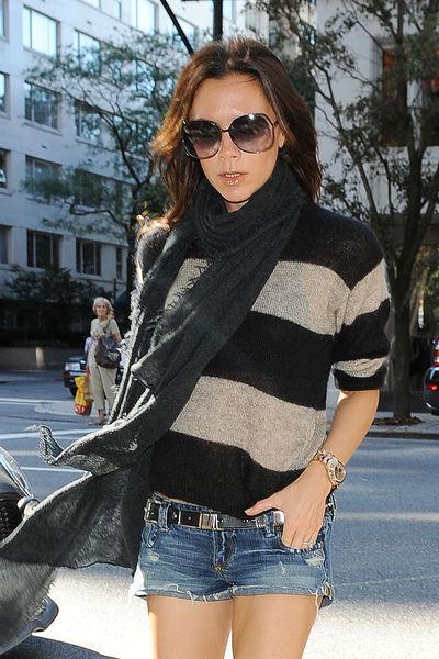 Виктория Бекхем покидает Нью-Йорк