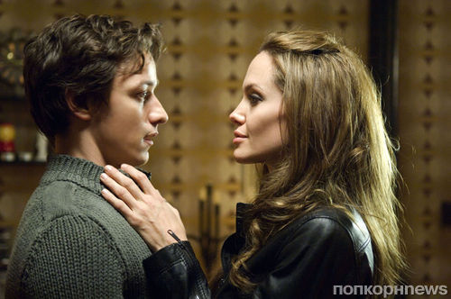Анджелина Джоли может сняться в сиквеле «Особо опасен»