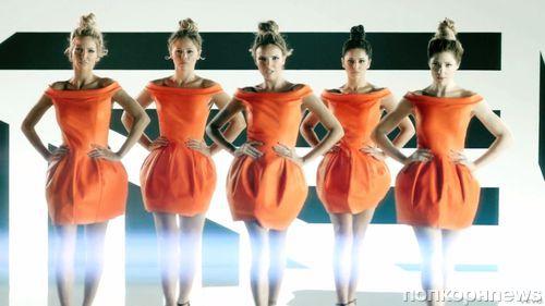 Новый клип Girls Aloud - Something New
