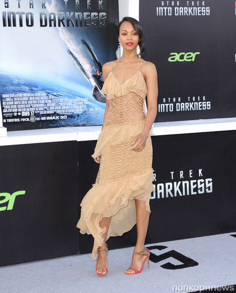 Премьера фильма «Стартрек: Возмездие» в Голливуде