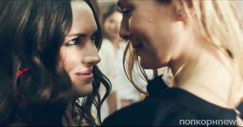 Мужчины больше не нужны: Вайнона Райдер и Элизабет Олсен в рекламе новой коллекции H&M