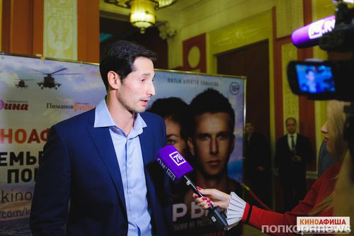 «Киноафиша» провела премьерный показ фильма «Крым» в Санкт-Петербурге