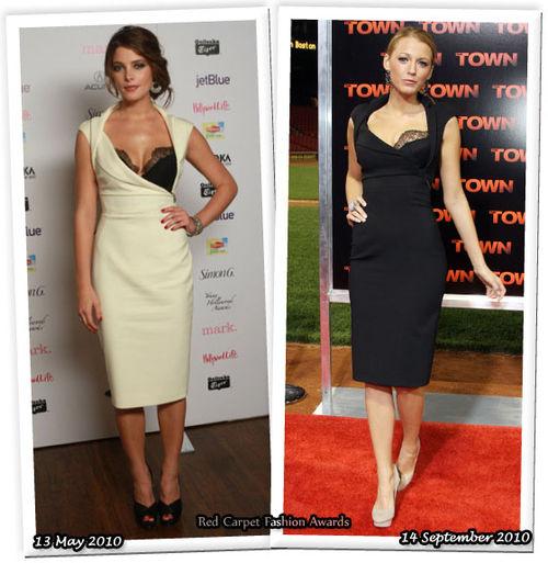 Fashion battle: Эшли Грин и Блэйк Лайвли