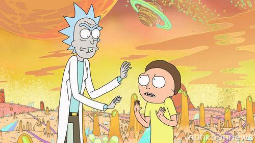 Четвертый сезон «Рика и Морти» получил дату премьеры