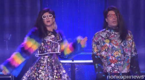 Видео: Дженнифер Лоуренс демонстрирует танцевальные таланты на The Tonight Show