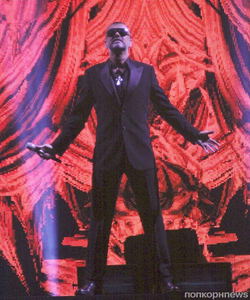 Джордж Майкл отменил концерты в Австралии