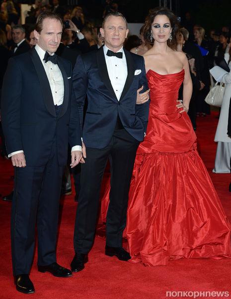 """Премьера фильма «007: Координаты """"Скайфолл""""» в Лондоне"""