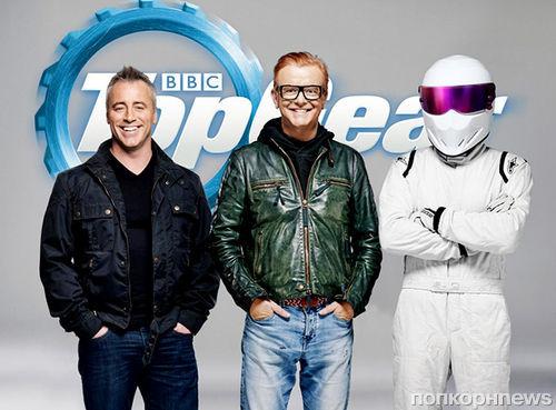 Мэтт ЛеБлан стал новым ведущим шоу Top Gear