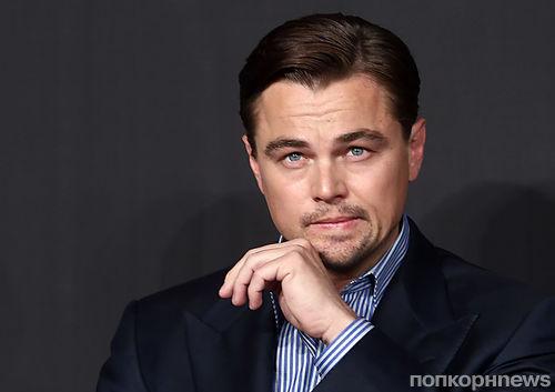 """Леонардо Ди Каприо представил фильм """"Джанго освобожденный"""" в Сеуле"""
