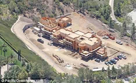 Дом для супермодели: Жизель Бундхен строит особняк за 20 млн долларов