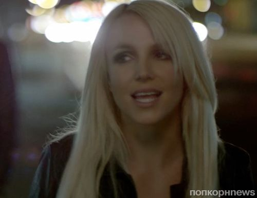 Еще один тизер  клипа Бритни Спирс - Perfume
