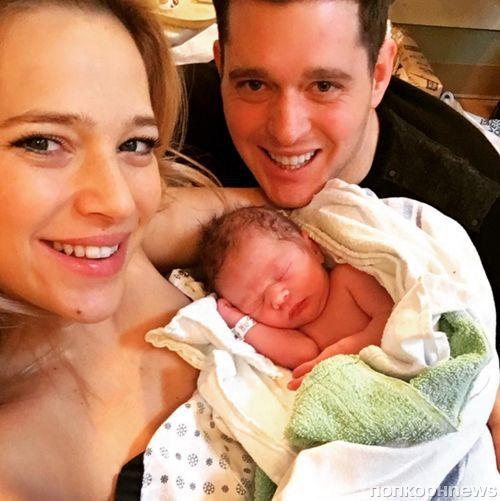 Звезда «Мятежного духа» Луисана Лопилато во второй раз стала мамой