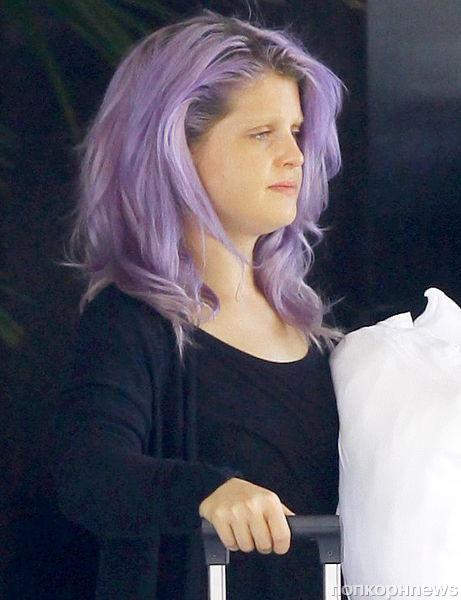 Келли Осборн возвращается к своему прежнему весу?