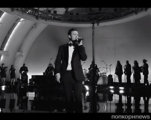Новый клип Джастина Тимберлейка и Jay-Z - Suit & Tie