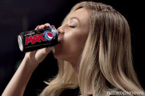 Бейонсе в рекламной кампании Pepsi Max