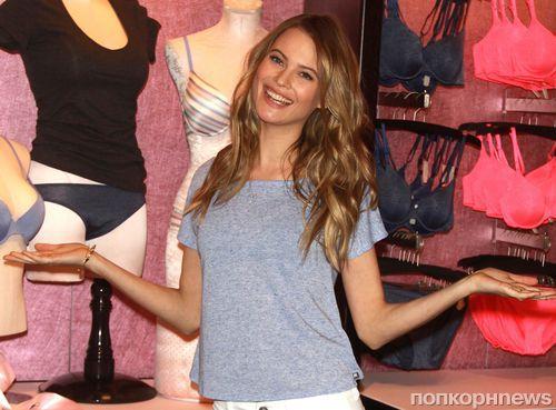 Бехати Принслу представила новинку от Victoria's Secret