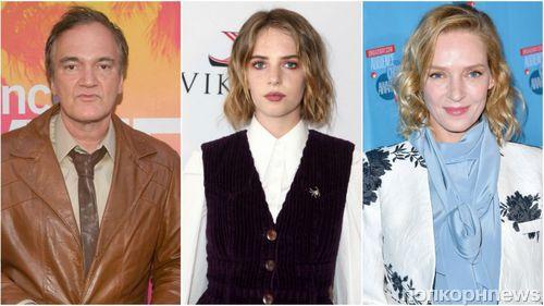 Стали известны имена актеров нового фильма Тарантино