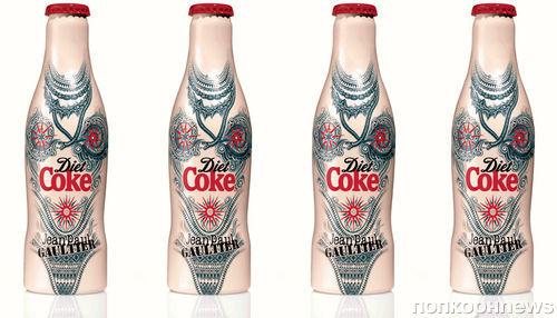 Жан-Поль Готье создал новую версию Diet Coke