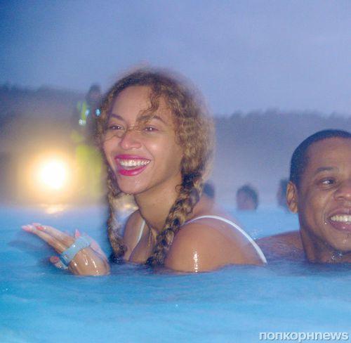 Исландские каникулы Jay Z и Бейонсе