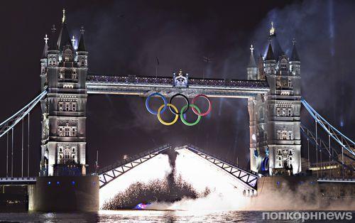 Звезды на открытии Олимпиады в Лондоне