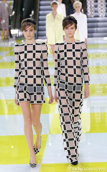 Модный показ Louis Vuitton. Весна / лето 2013