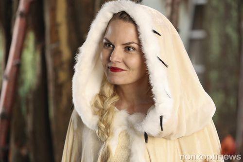 Дженнифер Моррисон объявила об уходе из сериала «Однажды в сказке» после 6 сезона
