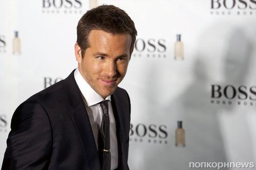 Райан Рейнольдс представил  Boss в Мадриде