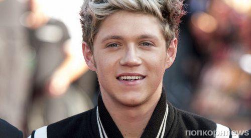 Участник One Direction Найл Хоран начал сольную карьеру