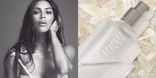 Ким Кардашьян запускает линию парфюмерии