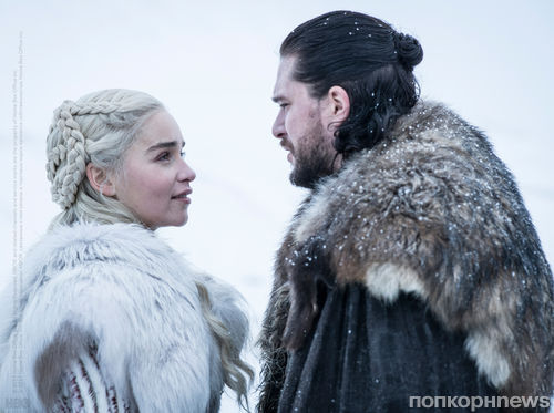 Видео 4 серии 8 сезона «Игры престолов» со смертью важного персонажа слили в сеть до премьеры