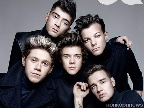One Direction открывают сеть кафе